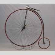 "1886 Columbia Expert 56"" High Wheel Bicycle"