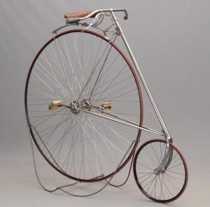 "1990 50"" Eagle Bicycle By Jim Spillane"