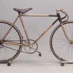 49. C. 1890's Safety Racing Bicycle
