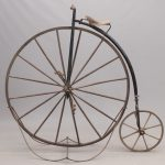 53. C. 1880's High Wheel Bicycle