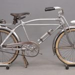 59. 1930's Monark Silver King M-1 Deluxe Bicycle