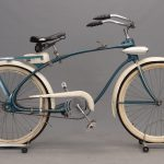 60. 1940 Elgin 4-Star Deluxe Twin Bar men's bicycle