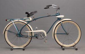 60. 1940 Elgin 4-Star Deluxe Twin Bar men's bicycle