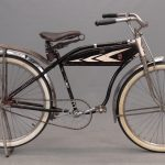 65. 1935 Rollfast V200 model mens bicycle