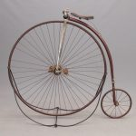 "68. 42"" Gormully & Jeffery High Wheel Bicycle"