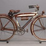 72. 1924 Mead Ranger Deluxe men's bicycle