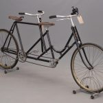 75. C. 1900 Lyndurst pneumatic safety tandem