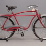 76. Pre-War Montgomery Wards Hawthorne bicycle