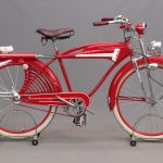 "82. 1953 Western Flyer X-53 ""Pew Wee Herman"" style bicycle"