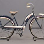 86. C. 1950's Evans Colson Sonic Scout bicycle