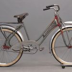 88. 1938 Macys Cyclone 80 Twin Flex bicycle