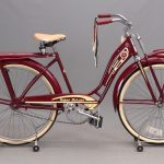 89. C. 1940's Monark Super Cruiser Bicycle