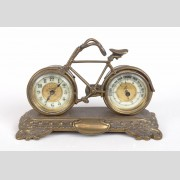 Bicycle Barometer / Clock