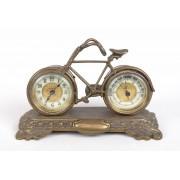 Bicycle Barometer / Clock