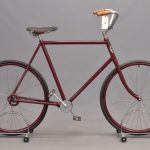 99. C. 1900 Columbia shaft drive bicycle