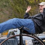 Riding High In Copake, A video portrait by Stan Hirson