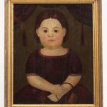 Prior Hamblin School, Portait Of A Little Girl