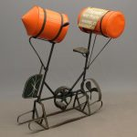C. 1900 water bicycle