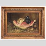 Ben Austrian (Penna./FLA. 1870-1921), oil on artist board