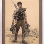 Paul Stahr (N.Y. 1883-1953) Watercolor