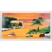 Joe Norris Nova Scotia Painting
