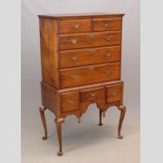 18th c. Queen Anne Highboy