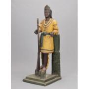 19th c. Cigar Store Figure