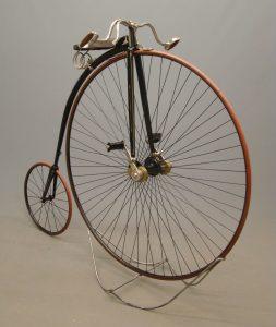 Springfield Roadster High Wheel Bicycle