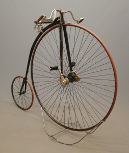 Springfield Roadster High Wheel Bicycle