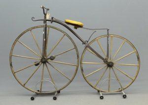 c. 1865 Boneshaker Bicycle