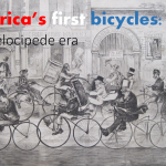 America's First Bicycles, The Velocipede Era – A lecture by Carey Williams