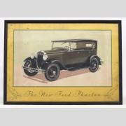 Original Ford Phaeton Artwork