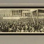 1945 Harry Truman yardlong photograph
