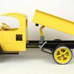 "744. A ""Les Paul"" Mack dump truck"