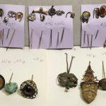 Lot of (28) Vintage Hat & Lapel Pins