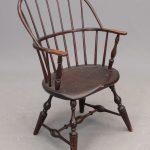 C. 1760's N.Y.C. Windsor armchair