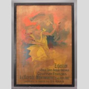 Jules Cheret French Poster