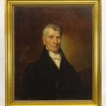 19th c. portrait of Dr. Andrew McDowell (b. 1761)