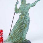 Lady Liberty Weathervane