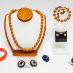 Lot of Bakelite Jewelry
