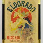 "Poster: ""ELDORADO MUSIC HALL / TOUS LES SOIRS"" (IMPR. CHAIX...Paris)"