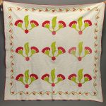 19th C. New York State Applique Quilt