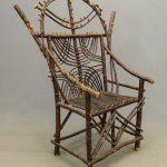 Folk Art Adirondack Chair