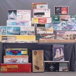 Hundreds of Model Kits from Master Builders Collection