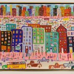 Copake Auction brings highest auction price on record for James Rizzi