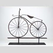 Boneshaker Bicycle Weathervane