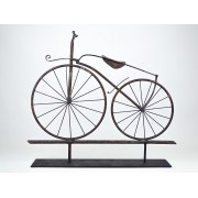 Boneshaker Bicycle Weathervane