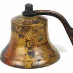 Eric Sloane Bronze Bell