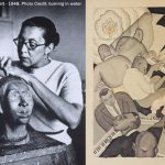 Important Elizabeth Catlett (1915-2012) Painting to be Sold