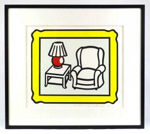 """Roy Lichtenstein (1923–1997) """"226/250, '92"""""""